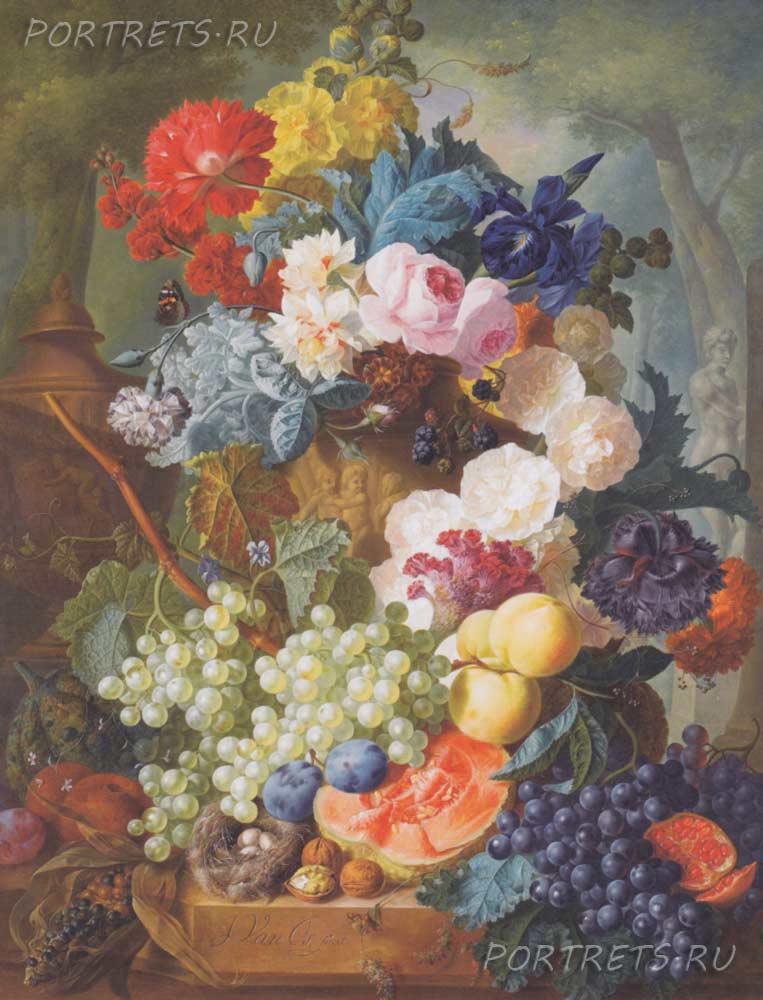 Живопись букеты цветов и вазы с ...: c3plus.ru/kategorii/natyurmorti/945314-givopis-buketi-tsvetov-i...