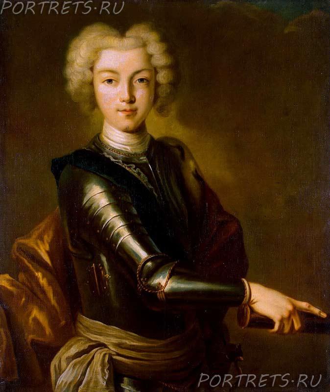 1728 Петр II Алексеевич