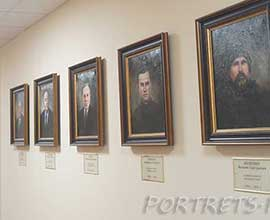 Gallery of the Ministers in Ministry of Agriculture of Russian Federation